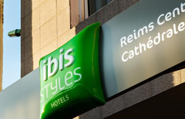 фото Ibis Styles Reims Centre (ex. Express by Holiday Inn Reims) изображение №22