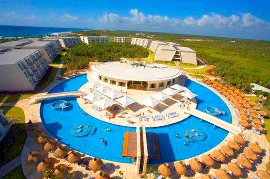 фото отеля Grand Sirenis Resort Riviera Maya изображение №1