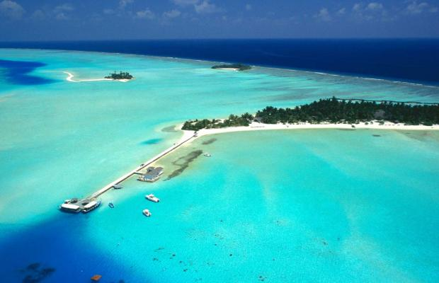 фото Rihiveli by Castaway Hotels & Escapes изображение №26