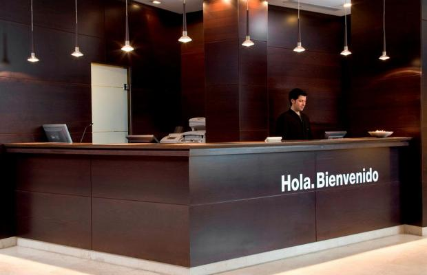 фотографии отеля Hotel NH Madrid Sur (ex. NH Pacifico) изображение №19