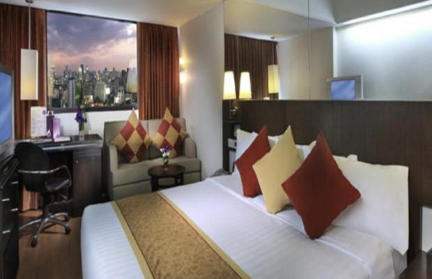 фотографии отеля Marvel Hotel Bangkok (ex. Grand Mercure Park Avenue) изображение №31