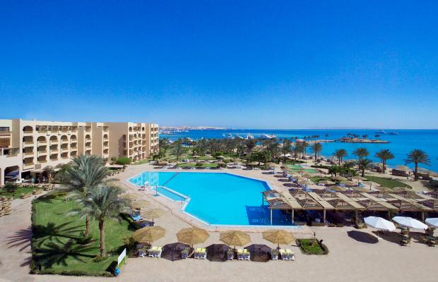 фото отеля Movenpick Resort Hurghada (ex. Continetal Resort Hurghada; InterContinental Resort & Casino) изображение №1