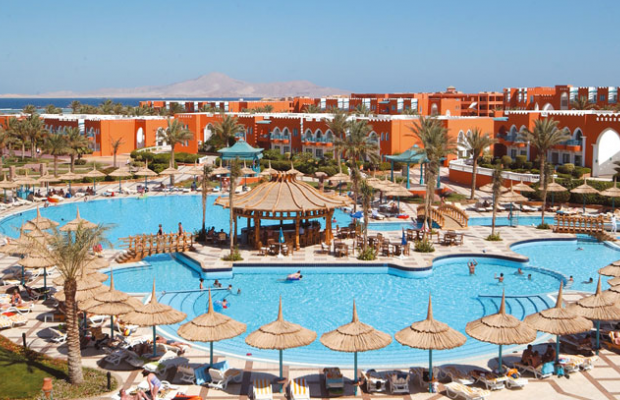 фото Rixos Seagate Sharm (ex. Tropicana Grand Azure, LTI Grand Azure Resort) изображение №2