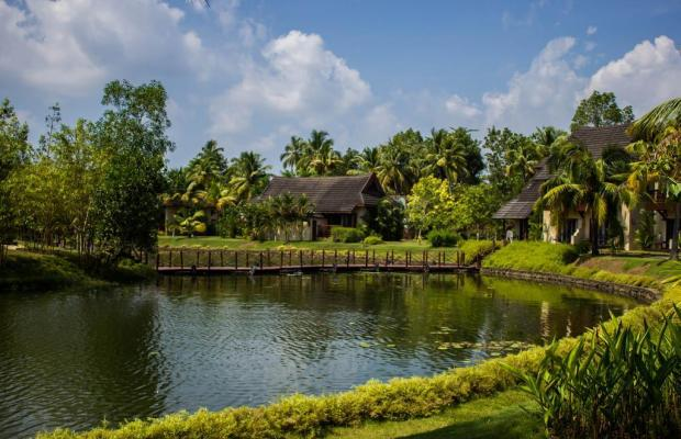 фотографии The Zuri Kumarakom Kerala Resort & Spa (ex. Radisson Plaza Resort & Spa) изображение №4