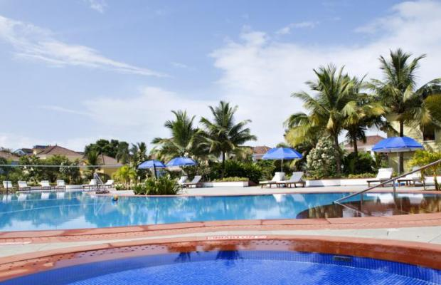 фотографии отеля Radisson Blu Resort Goa Cavelossim Beach изображение №3