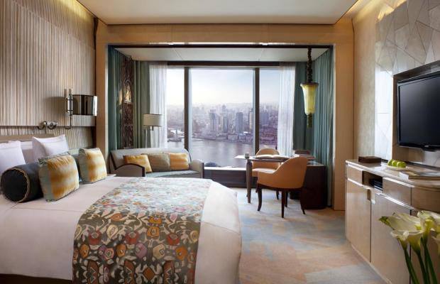 фотографии отеля The Ritz-Carlton Shanghai, Pudong изображение №15