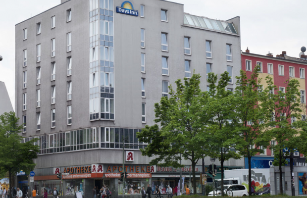 фото отеля Days Inn Berlin City South (ех. Best Western Euro Hotel Berlin ) изображение №1