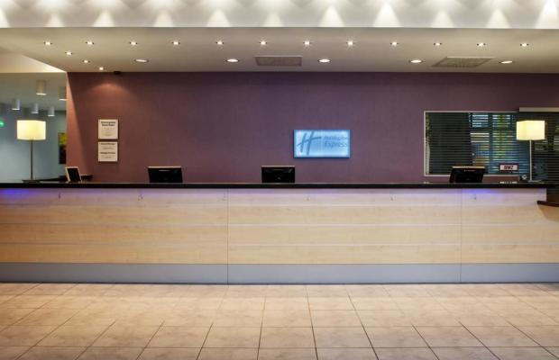 фотографии Holiday Inn Express Berlin City Centre изображение №4