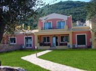 Beachfront Barbati Villa 1, 4*