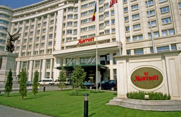 фотографии отеля JW Marriott Bucharest Grand Hotel изображение №3