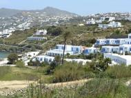 Mykonos Beach Hotel (ex. Apartments By The Beach In Mykonos), 2*