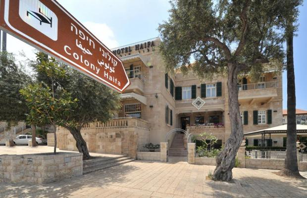 фотографии The Colony Hotel Haifa изображение №16