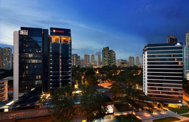фотографии отеля Ramada Singapore at Zhongshan Park изображение №23