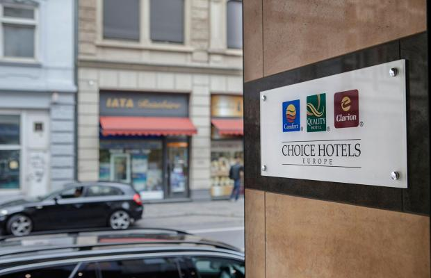 фотографии отеля Comfort Hotel Frankfurt City Center изображение №15