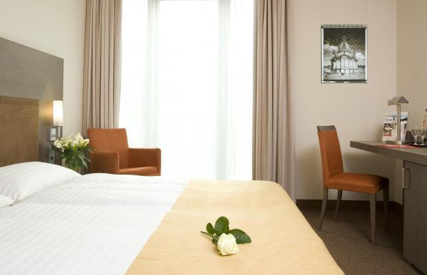 фотографии InterCityHotel Dresden изображение №4