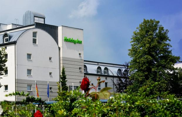 фото отеля Holiday inn Lubeck (ex. Scandic Lubeck) изображение №1