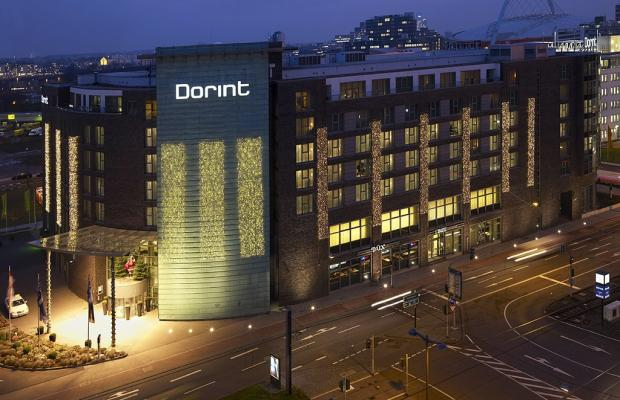 фото Dorint An Der Messe (ех. Sofitel An der Messe) изображение №2