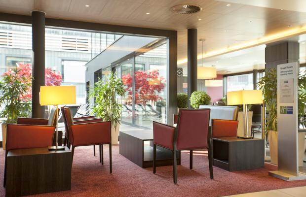 фотографии отеля Holiday Inn Express Zurich Airport изображение №27