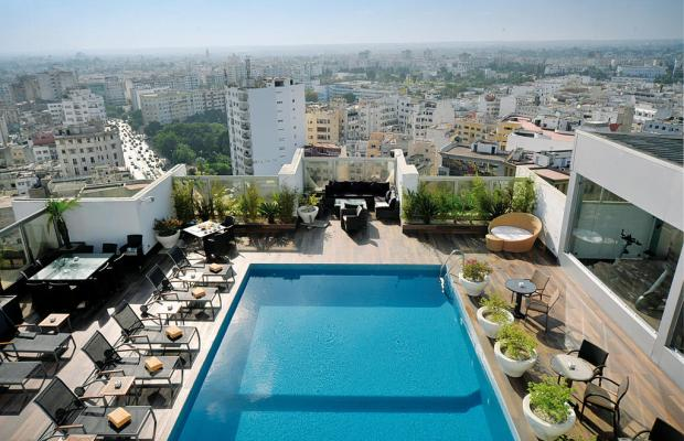 фото Movenpick Hotel Casablanca (ex. Husa Casablanca Plaza; Holiday Inn) изображение №2
