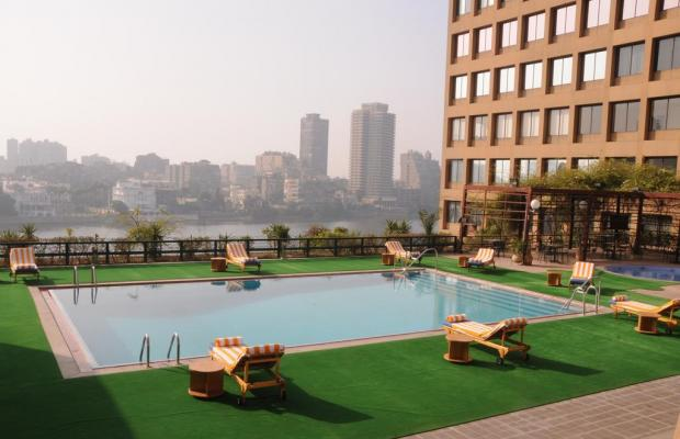 фотографии отеля Hilton Cairo World Trade Centre Residences изображение №11