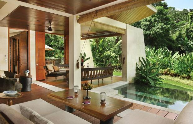 фотографии Four Seasons Resort Bali at Sayan изображение №12