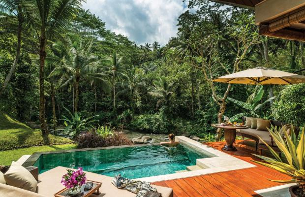 фотографии отеля Four Seasons Resort Bali at Sayan изображение №3