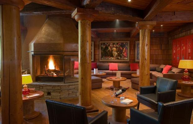 фото Le Palace de Neiges (ex. Byblos Courchevel) изображение №10