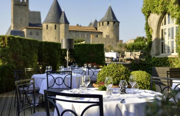 фотографии отеля Hotel de la Cite Carcassonne - MGallery Collection изображение №3
