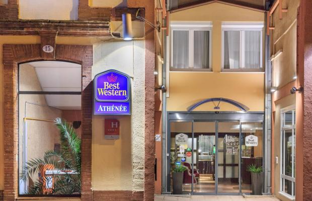 фото отеля Best Western Hotel Athеnеe Toulouse by HappyCulture изображение №1