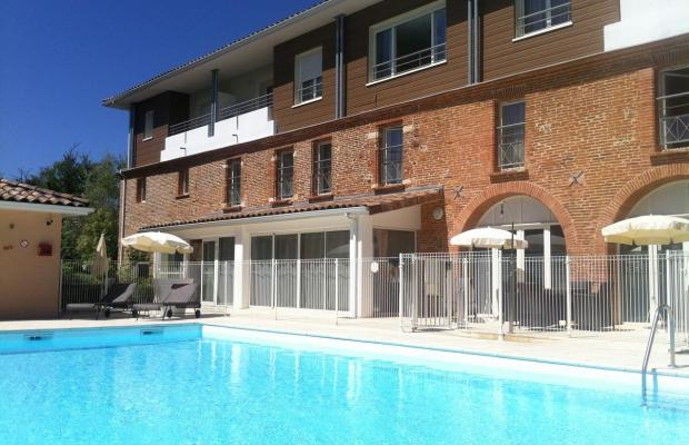 фото отеля Appart'City Park & Suites Toulouse Colomiers (ех. My Suite Village Colomiers)  изображение №9