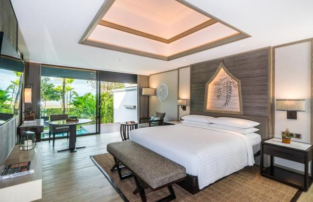 фотографии отеля Phuket Marriott Resort & Spa, Naiyang Beach (ex. Imperial Adamas Beach Resort) изображение №3