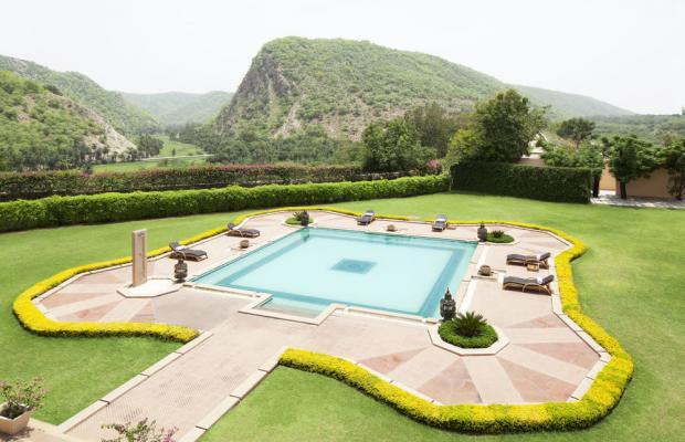 фото отеля The Gateway Hotel Ramgarh Lodge изображение №1