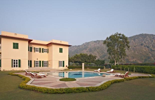 фотографии отеля The Gateway Hotel Ramgarh Lodge изображение №7