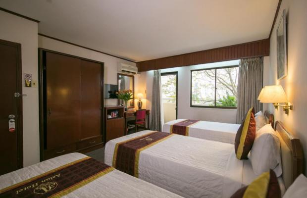 фотографии отеля Asian Hotel изображение №7