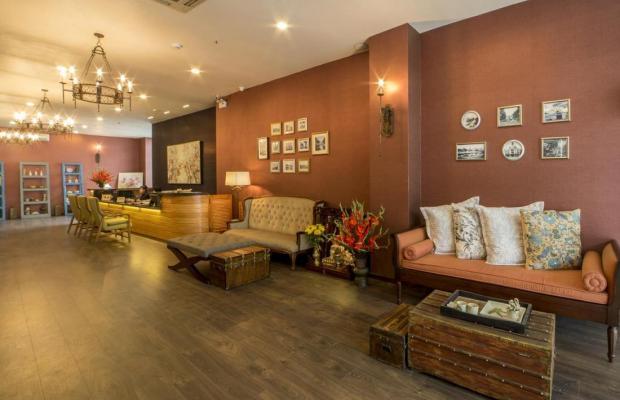 фотографии отеля Asian Ruby Select Hotel (ex. Elegant Hotel Saigon City) изображение №27