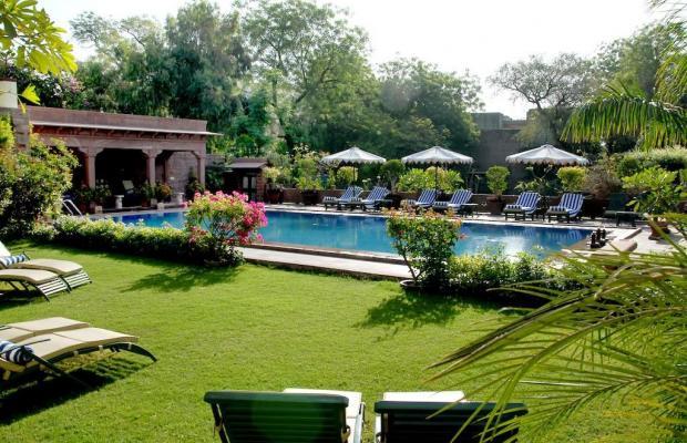 фотографии отеля Ratan Vilas изображение №11