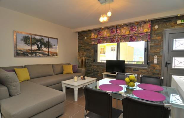 фото отеля Ntinas Filoxenia Thassos Hotel Apartments изображение №37