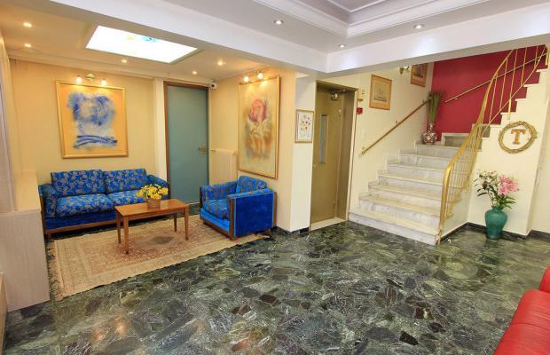 фотографии отеля Triton изображение №47