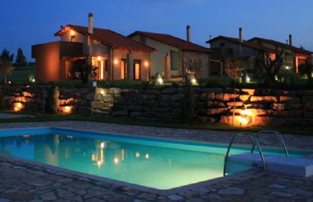 фотографии отеля Sani Luxury Villas изображение №3