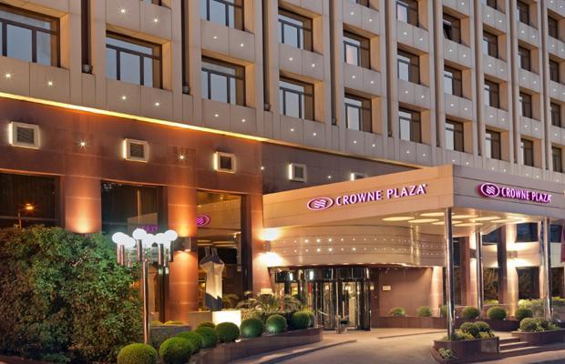 фотографии отеля Crowne Plaza Athens City Centre изображение №39