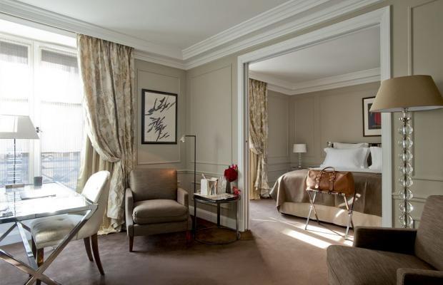 фотографии отеля Le Burgundy изображение №39