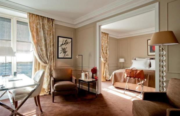 фото отеля Le Burgundy изображение №33