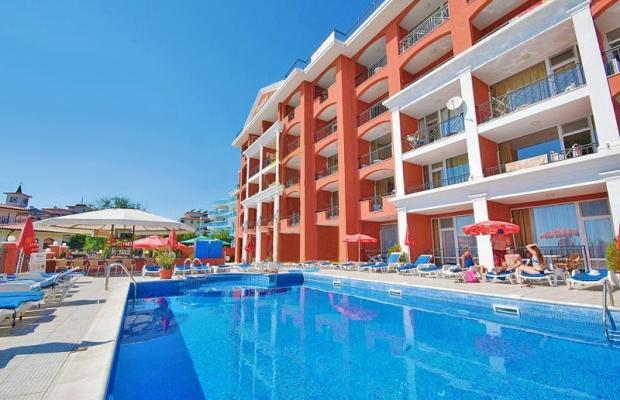 фотографии отеля Carina Beach Aparthotel (Карина Бич) изображение №23