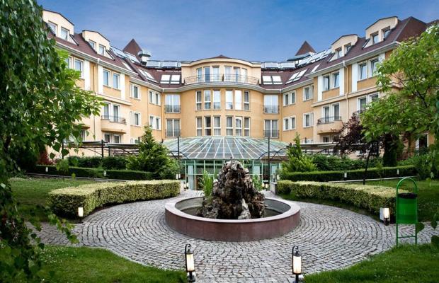 фотографии Park Inn by Radisson Sofia (ex. Greenville Hotel) изображение №32