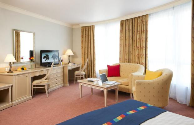 фотографии отеля Park Inn by Radisson Sofia (ex. Greenville Hotel) изображение №23