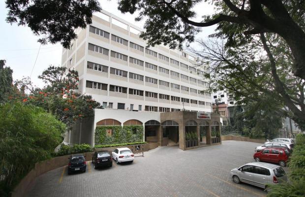 фото отеля The Gateway Hotel Residency Road (ex. Taj Gateway) изображение №1