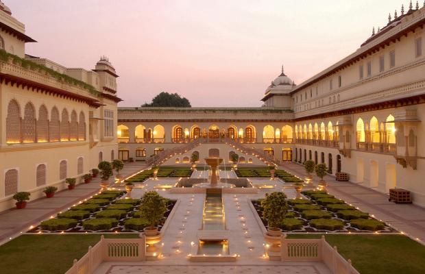 фото Taj Rambagh Palace (ex. Ram Bagh Palace) изображение №94