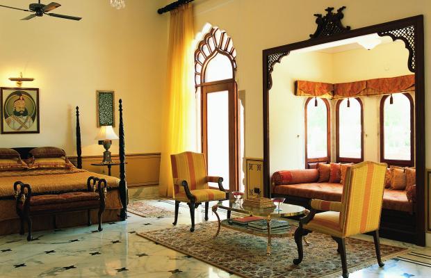 фотографии отеля Taj Rambagh Palace (ex. Ram Bagh Palace) изображение №67