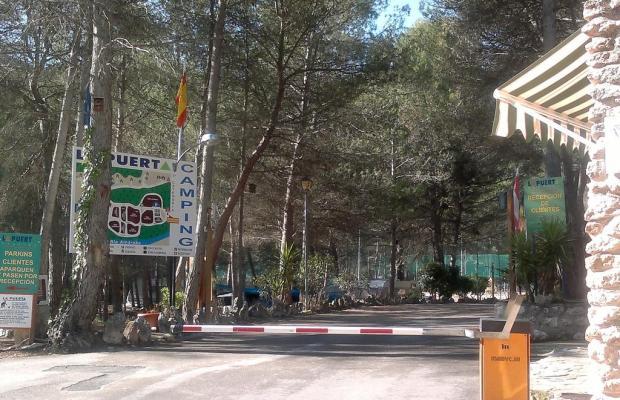 фото отеля Camping de la Puerta изображение №17