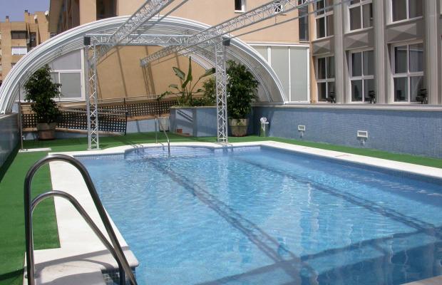 фото отеля Vertice Sevilla изображение №13
